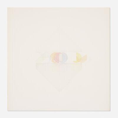 Fletcher Benton, 'Incline Series', c. 1975