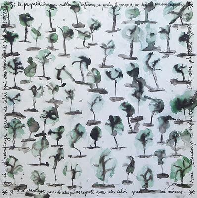 Barthélémy Toguo, 'Reforestation', 2018