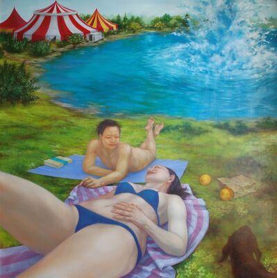 Hiromi Sengoku, 'The circus in the beginning of the world', 2012