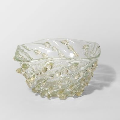 Ercole Barovier, 'A bowl 'Medusa'', circa 1940