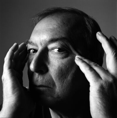 Denis Piel, 'Jasper Johns', 1984
