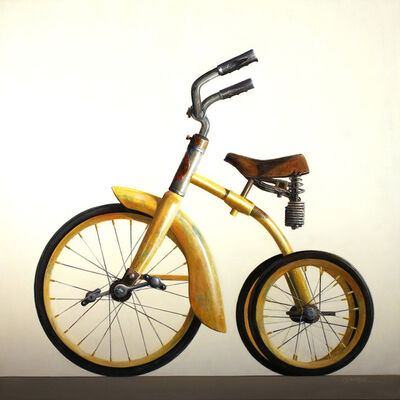 Wendy Chidester, 'Yellow Trike'