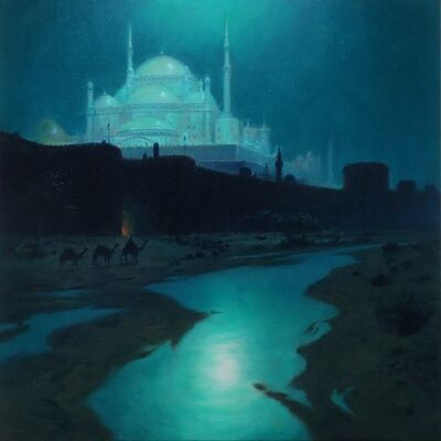 Mark Harrison, 'Approaching the Citadel'