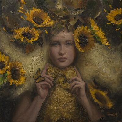 Michael Van Zeyl, 'Clytie', 2017