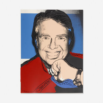 Andy Warhol, 'Jimmy Carter II', 1977