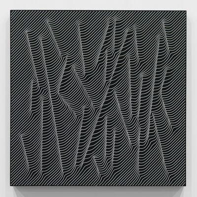 Julian Stanczak, 'Light in the Woods', 2009