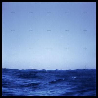 Michael Light, '126 Pacific Ocean Seen Through Command Module Window After Splashdown;  Attributed to Alan Bean, Skylab 3, July 28-September 25, 1973', 1999