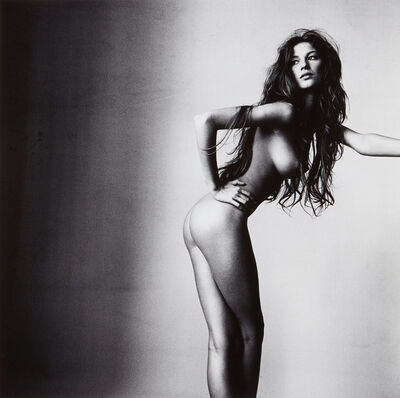 Irving Penn, 'Gisele, New York, April 1', 1999