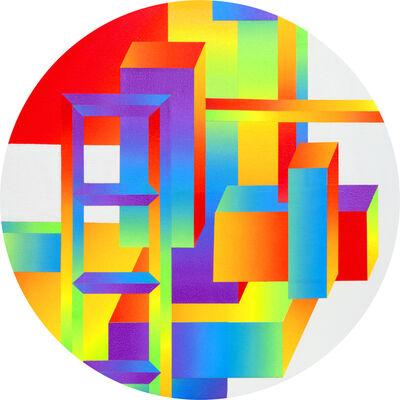 Clark Goolsby, 'Rainbow Variation X', 2015