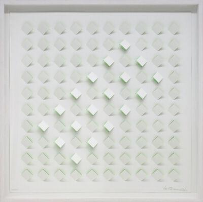 Luis Tomasello, 'S/T 4 - Verde', 2013