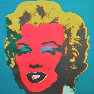 Andy Warhol, 'Red Marilyn 11.30', 1970