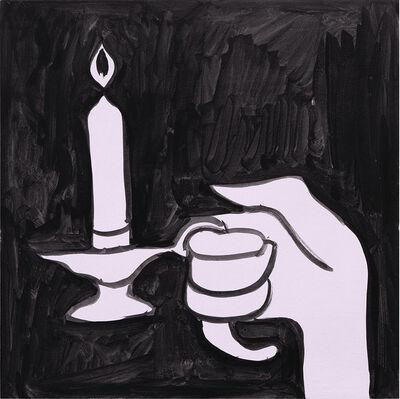 Corey Lamb, 'Black Flame', 2021
