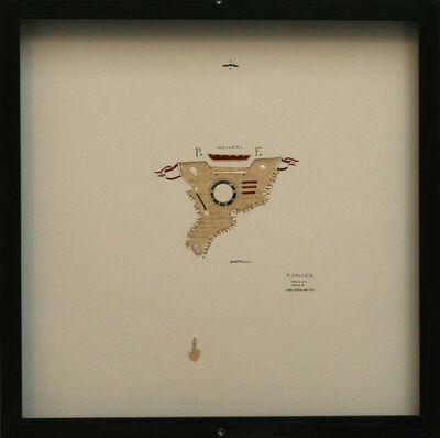 Philippe Favier, 'Vous n'êtes pas d'ici (4)', 2007