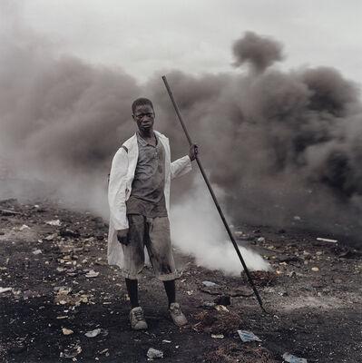 Pieter Hugo, 'Abudulai Yahaya, Agbogbloshie Market, Accra, Ghana', 2010