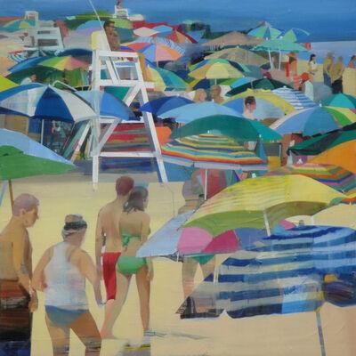 Suhas Bhujbal, 'Warm Day on the Beach #2', 2018