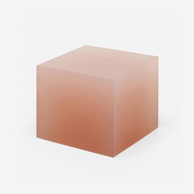 Peter Alexander, '7/14/15 (Pink Box)', 2015