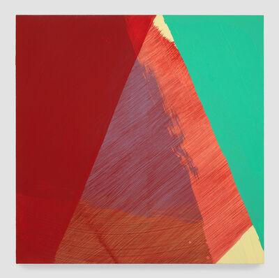Cat Balco, 'Hidden Blue Triangle', 2019