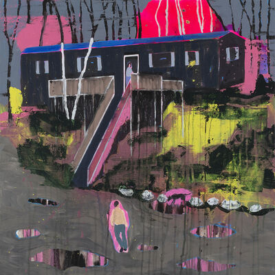Lindy Chambers, 'Sunrise Park', 2020