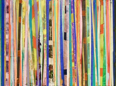 Vincent Pomilio, 'Bar-code', 2018