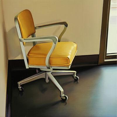 Ada Sadler, 'Elizabeth's Chair #2', 2015