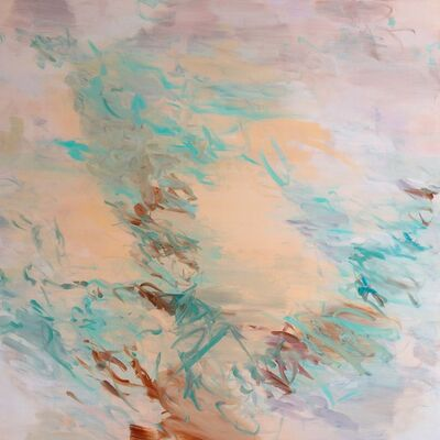 Rebecca Meanley, 'Untitled (pale peach)', 2017