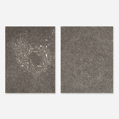Bruce Conner, 'Untitled (two works)', c. 1970