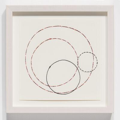 Nina Katchadourian, 'Equator Drawing #7', 2020