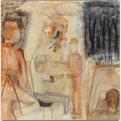 Sam Bornstein, 'Interrogation', 2017
