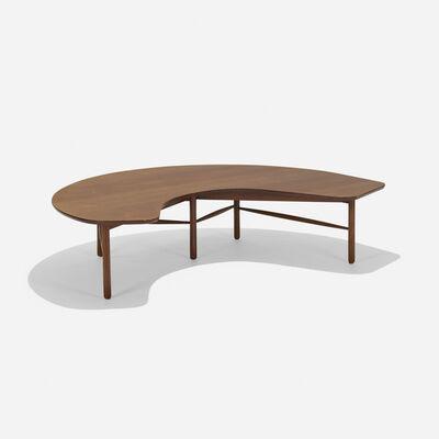 Greta Magnusson Grossman, 'Rare coffee table', c. 1952