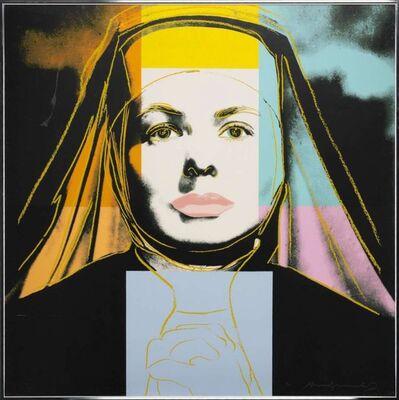 Andy Warhol, 'The Nun, From Ingrid Bergman (Feldman & Schellmann II.314)', 1983