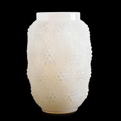 Lalique, 'Davos vase', des. 1932