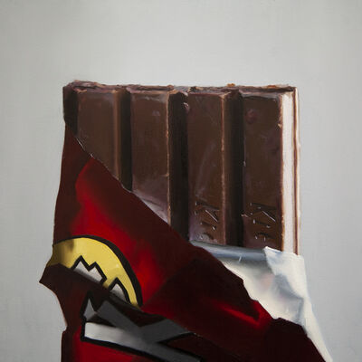James Zamora, 'Kit Kat', 2020