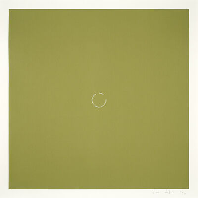 Roni Horn, 'Agua Viva: The tiniest piece…', 2004