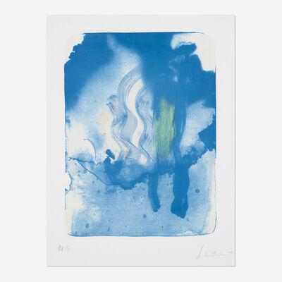 Helen Frankenthaler, 'Reflections V', 1995