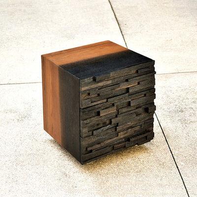 Sanja Rotter, 'Monolit chest of drawers'