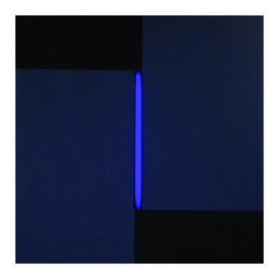 Gianfranco Zappettini, 'La Luce Prima (La trama e l'ordito No. 69) ', 2017