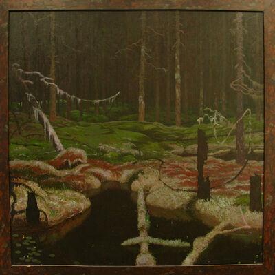 Tom Uttech, 'Darky Lake Net', 1989
