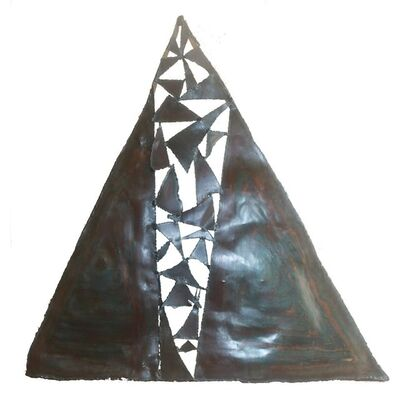 Janet Goldner, 'Triangle', 2015