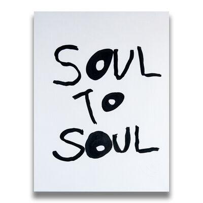 Davia King, 'Soul to Soul', 2018