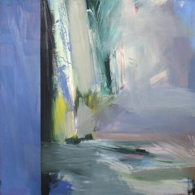 Jane Eccles, 'Skyfall II (diptych w/ Skyfall I)', 1960