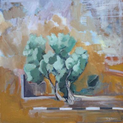 Johny Andonia, 'Olive Tree by the Road', 2013