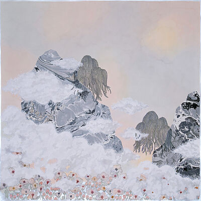 """Crystal Liu, 'the fog, """"they escaped me""""', 2019"""