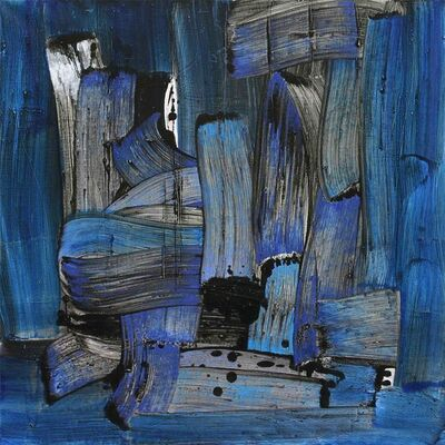 Mercé Girona, 'Blue Turquoise'