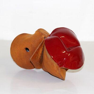Jeremy Thomas, 'Big Red Apple', 2011-2013