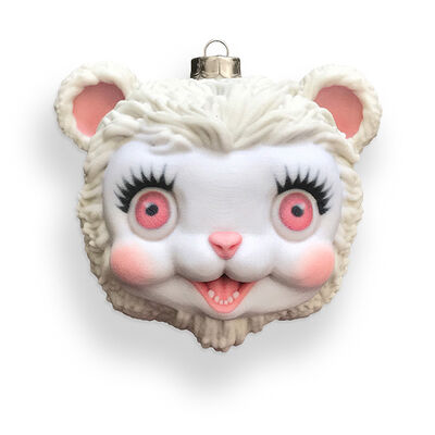 Mark Ryden, 'Snow Yak Ornament', 2017