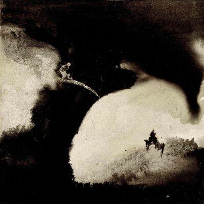 Li Chevalier, 'Solitude qui habite l'homme', 2015