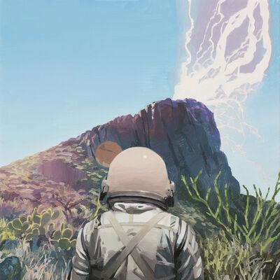Scott Listfield, 'Electric Mountain', 2017