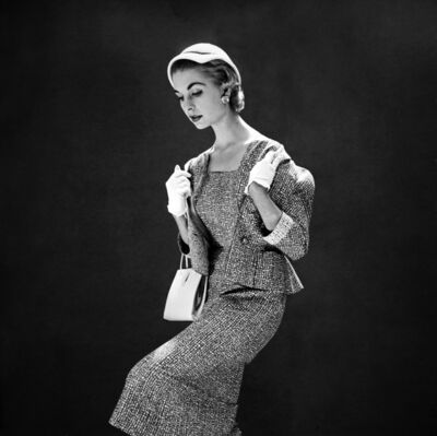 Norman Parkinson, 'Brogue, April', 1954