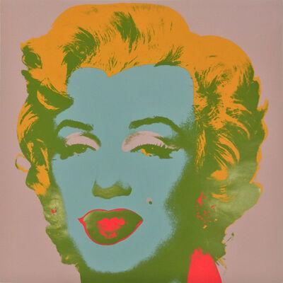 Andy Warhol, 'Marilyn Monroe II.28', 1967
