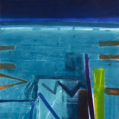 Barbara Rae, 'Island Landing', 2014